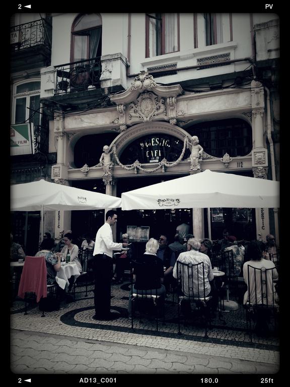 Comer en Porto