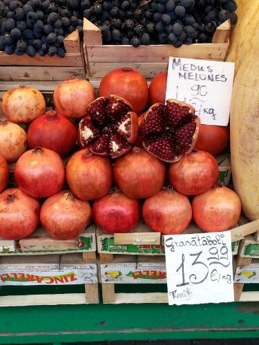 Mercado de Riga, Latvia