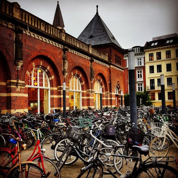 MAD Cooperativa, Estación Central de Copenhagen