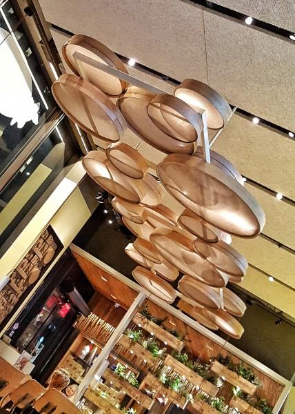 Barilla Restaurants, NYC