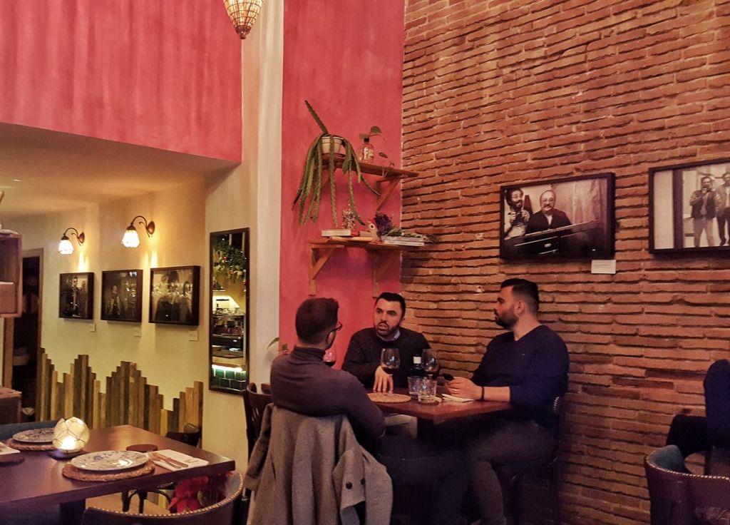 Restaurante Caña de Azúcar, Barcelona